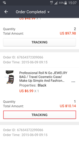 AliBilling AliExpress Invoice Generator For Orders Placed On