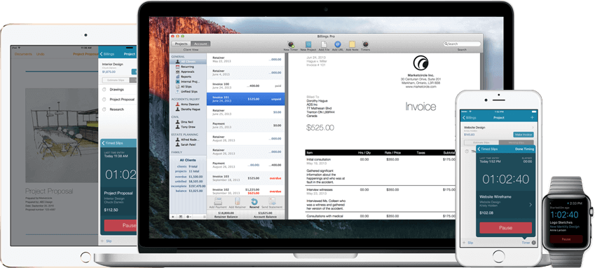 5 Best Small Business Invoicing Software for Mac