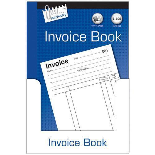 Invoice Book: Office Supplies & Stationery | eBay
