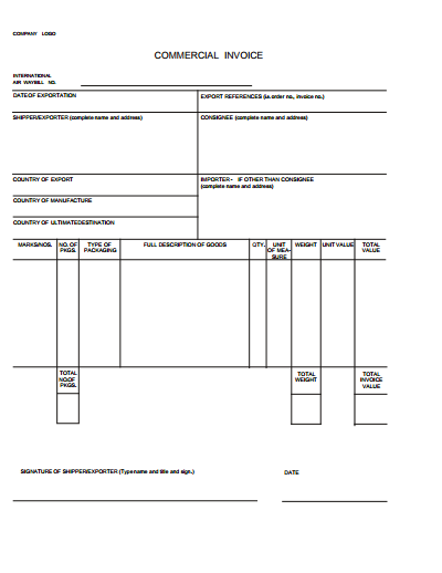 Best Fillable Invoice Template Pdf Photos >> Fillable Invoice