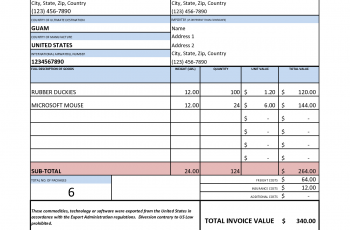 Template For Invoice For Services Apcc2017