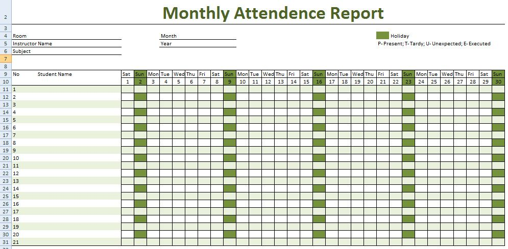 employee attendance log Ecza.solinf.co