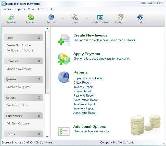 Free Invoicing Software – templates free printable