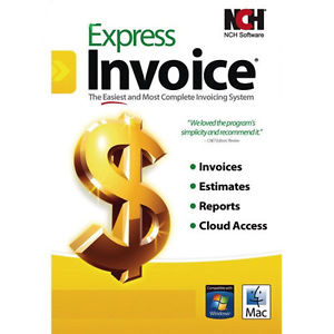 Express Invoice Plus Invoicing Software Manage invoices Mac