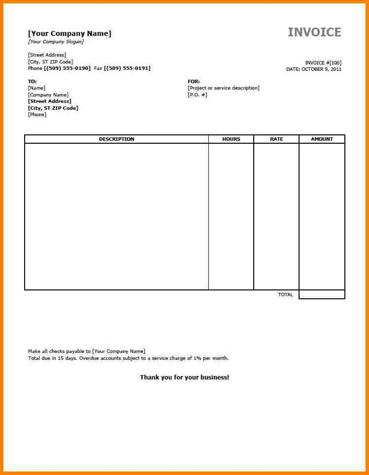 free download of invoice template free downloadable invoice templates basic invoice template free simple invoice template uk best photos of free printable invoice form template 4 jppbzo