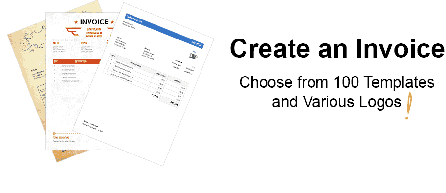 Free Invoice Template For Excel Format Of Invoice In Excel