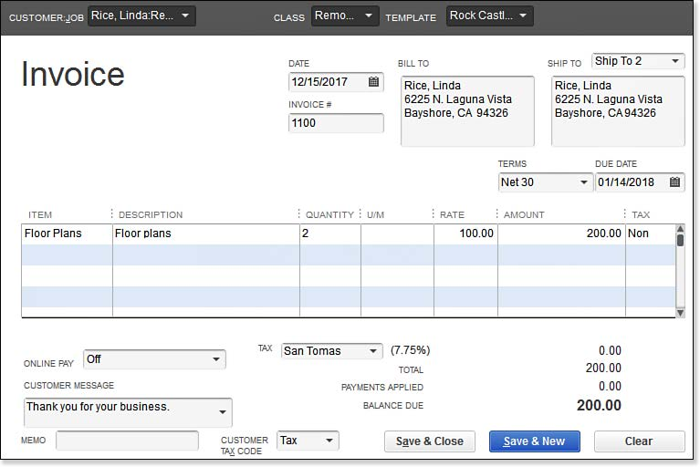 How to Create an Invoice in QuickBooks | Expert QuickBooks Help