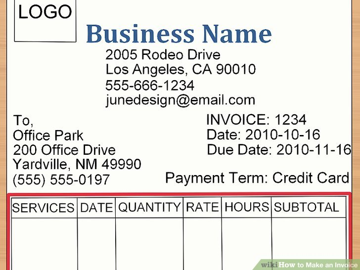 Small Business Invoice Software Workingpoint How To Make A