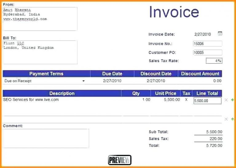 how to make a invoice in excel create invoices in excel creating an invoice in excel how to create invoice in excel