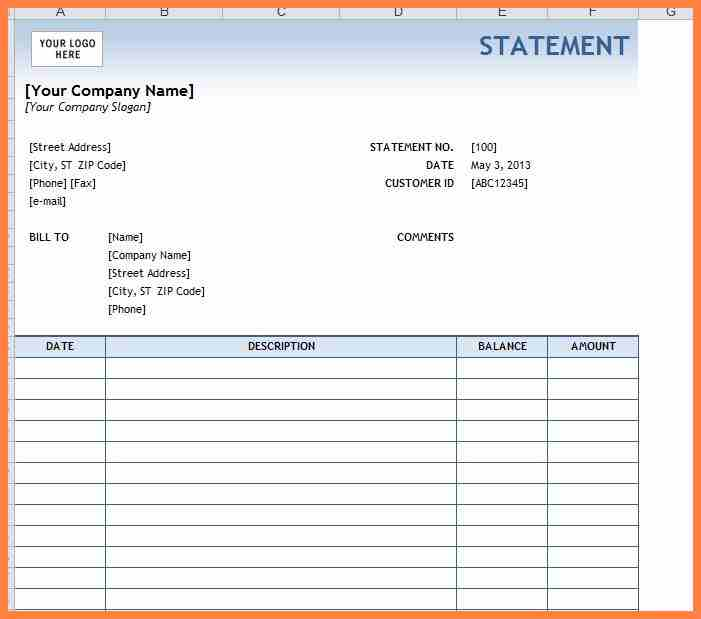 Invoice Place blog » Follow up overdue invoices by using a statement