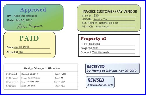 invoice approval stamp template pdf stamp annotations Denryoku.info
