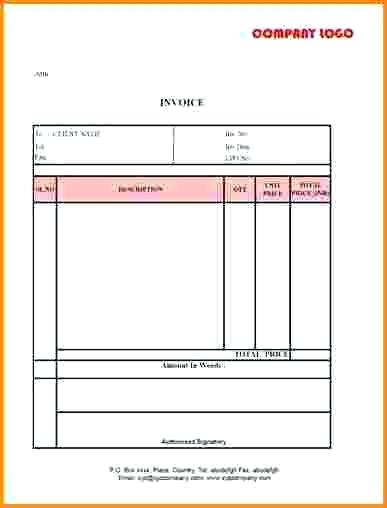 Invoice copy format specimen in excel equipped besides nameinvoice
