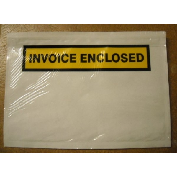 Invoice Enclosed Envelopes 115mm x 150mm (1000) Buy Packaging