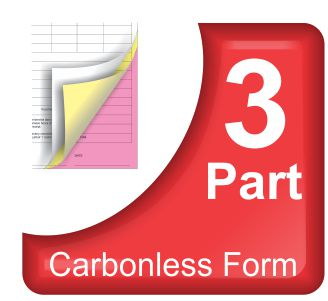 5 Part Carbonless NCR Forms | Carbon Copy 5 Part Forms | 5 Part