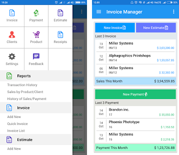 Simple Invoice Manager Apk Download latest version 1.9.99
