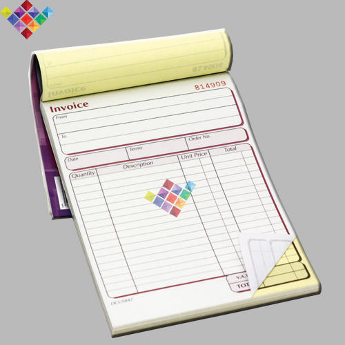 New Products 2014 School Supply Invoice Notebook Buy Invoice