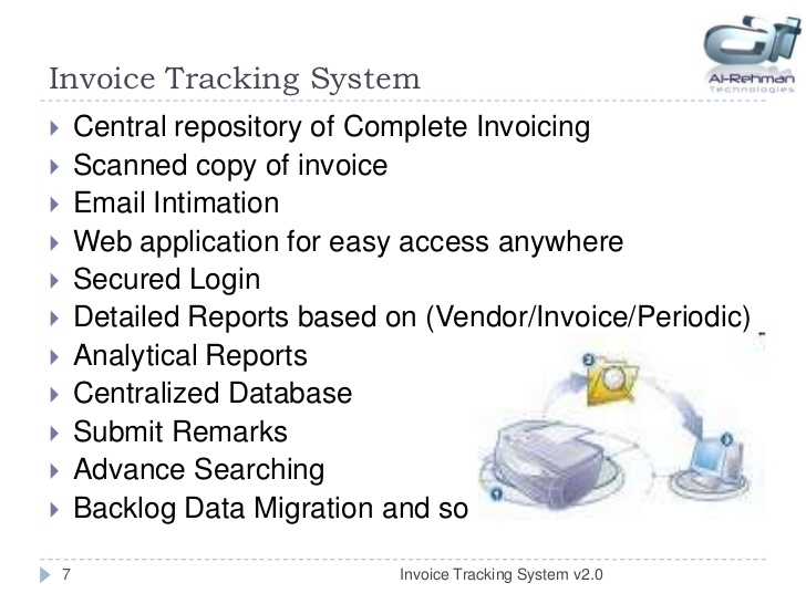 Invoice Tracking & Payment Processing System