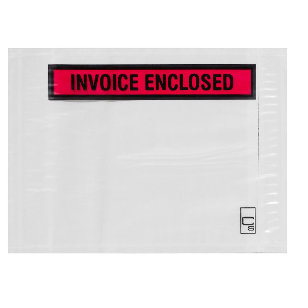 Basepoint NZ Invoice Enclosed Envelopes 1000