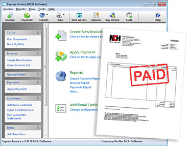 Invoice Software For Small Business Free Download Invoice Software