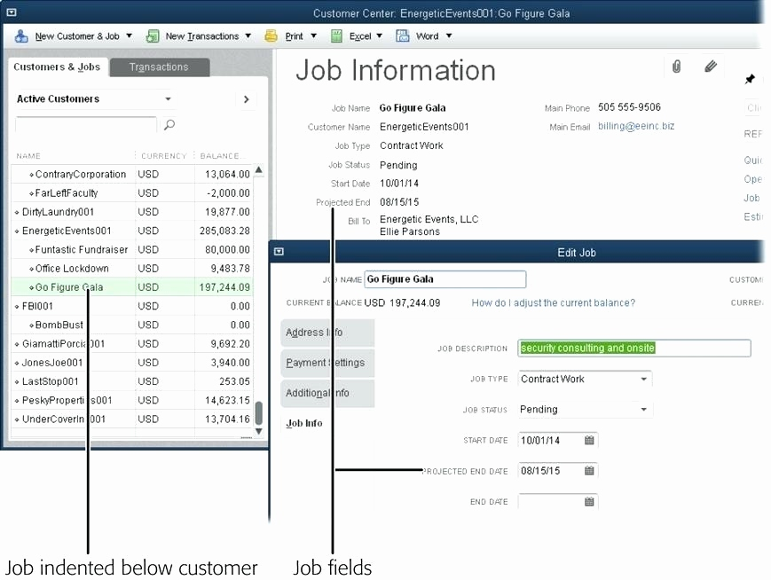 Quickbooks Invoice Due Date Quickbooks Scan Invoices Lovely