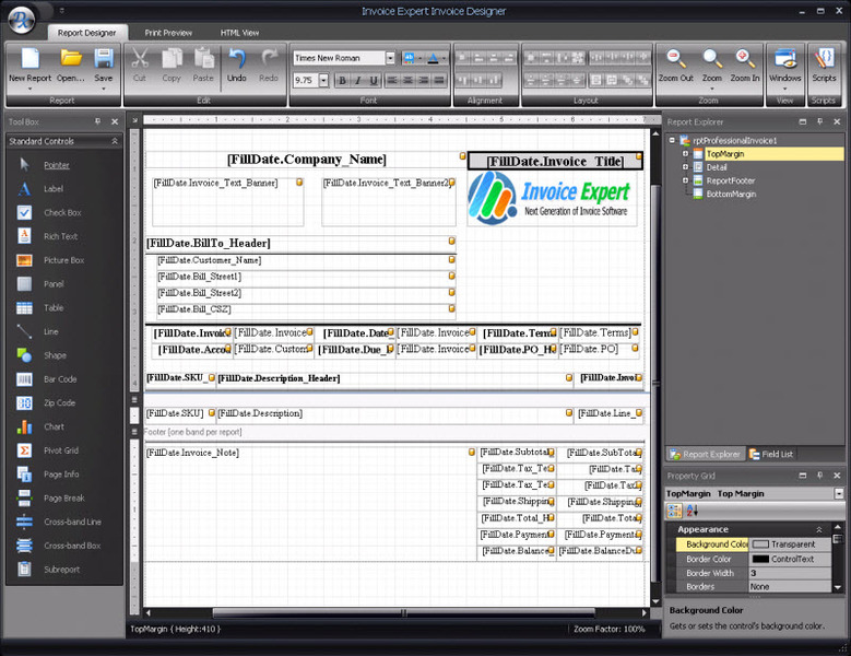 Invoice Software For Pc Plain Ideas Free Invoice Software Pc