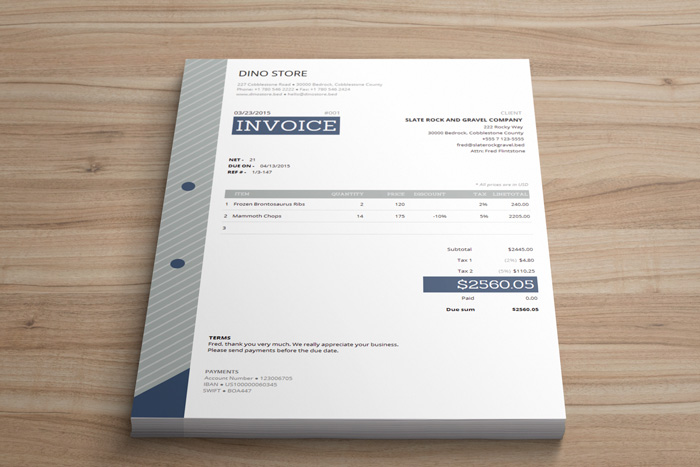 corporate invoice template html template invoice corporate invoice