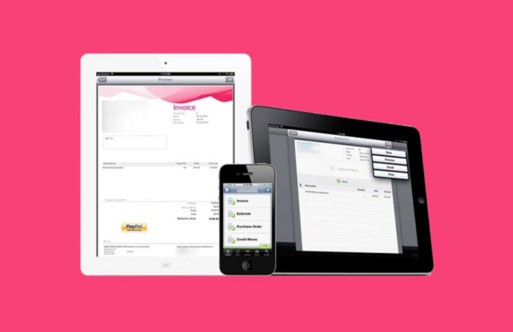 Best iPad Invoice Apps for Invoicing on The Go