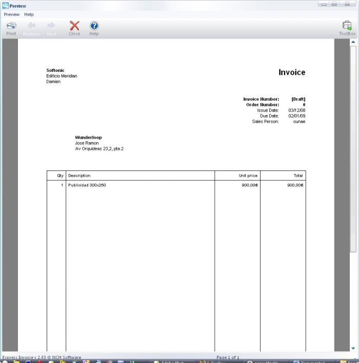Make Invoice Free Ricdesign Make An Invoice For Free Serjiom Journal