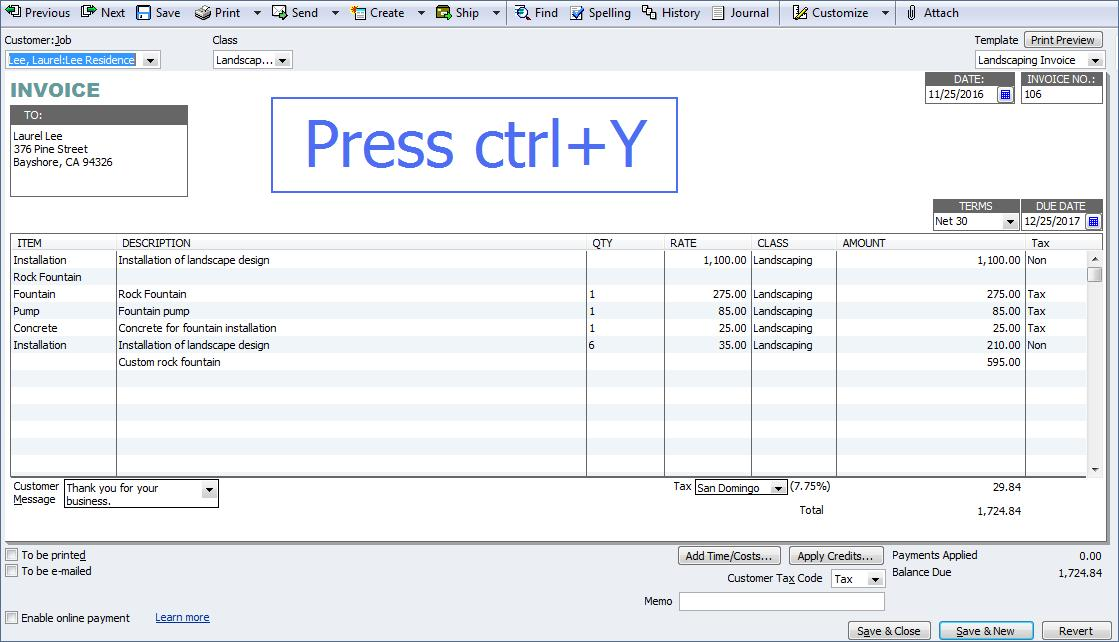 Create Invoices In Excel Create An Invoice In Word Make Invoice In