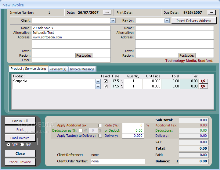 Online Time Tracking Timesheet And Invoicing Software For