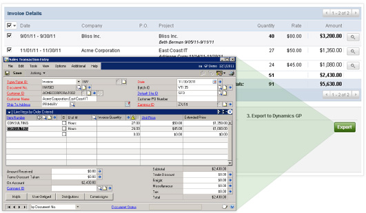 Food Financial Management and Accounting ERP Software | Merit