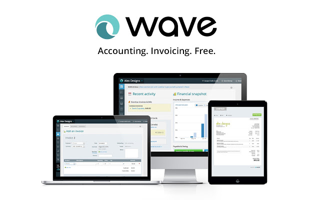 Wave Accounting Chrome Web Store