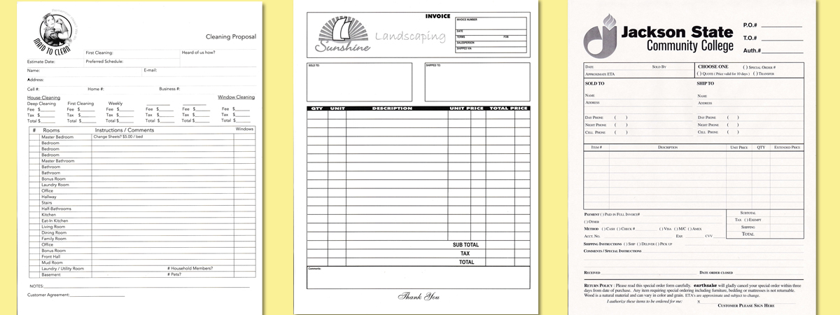 ncr invoice template invoices printwise online news ideas
