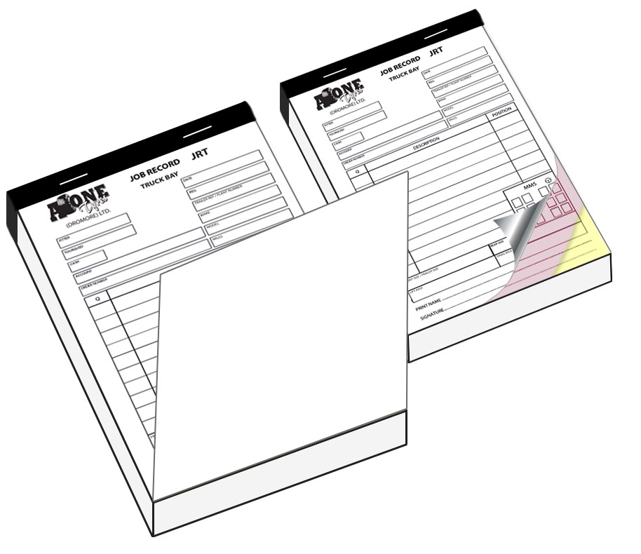Invoice Templates | Free Invoice Templates for NCR print