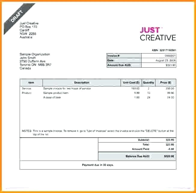 Payment On Receipt Payment On Invoice Partial Payment Invoice