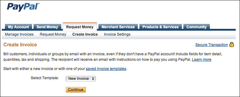 How Do I Send A Paypal Invoice How Can I Send A Paypal Invoice Ask