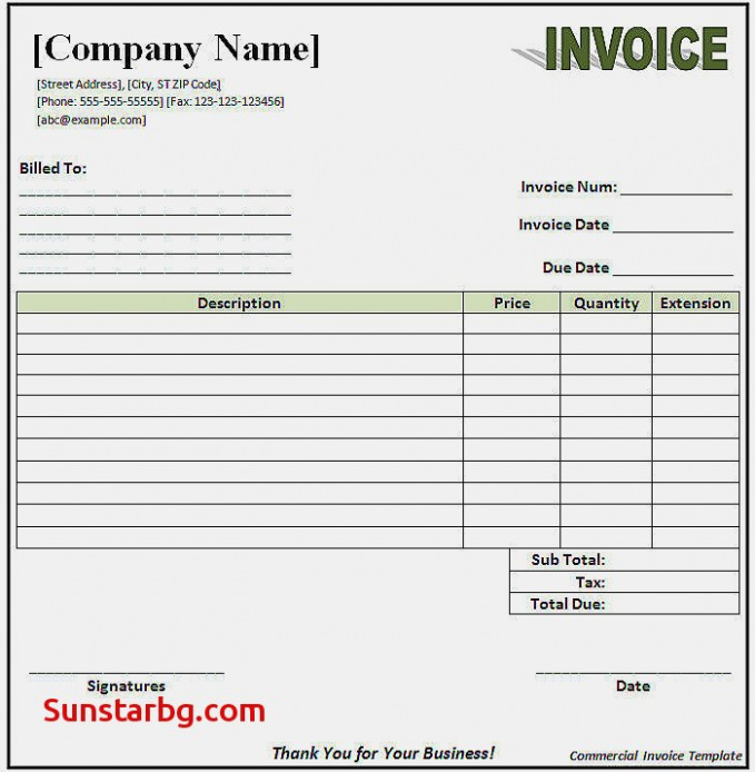 Get Photography Invoice Template Google Docs Invoice software