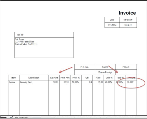 3 Tips For Using QuickBooks Progress Invoicing QuickBooks