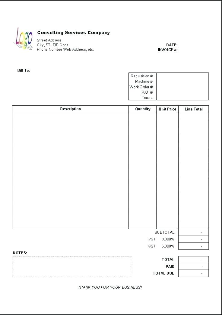 Quickbooks Export Invoice To Excel Export Invoice Format In Word