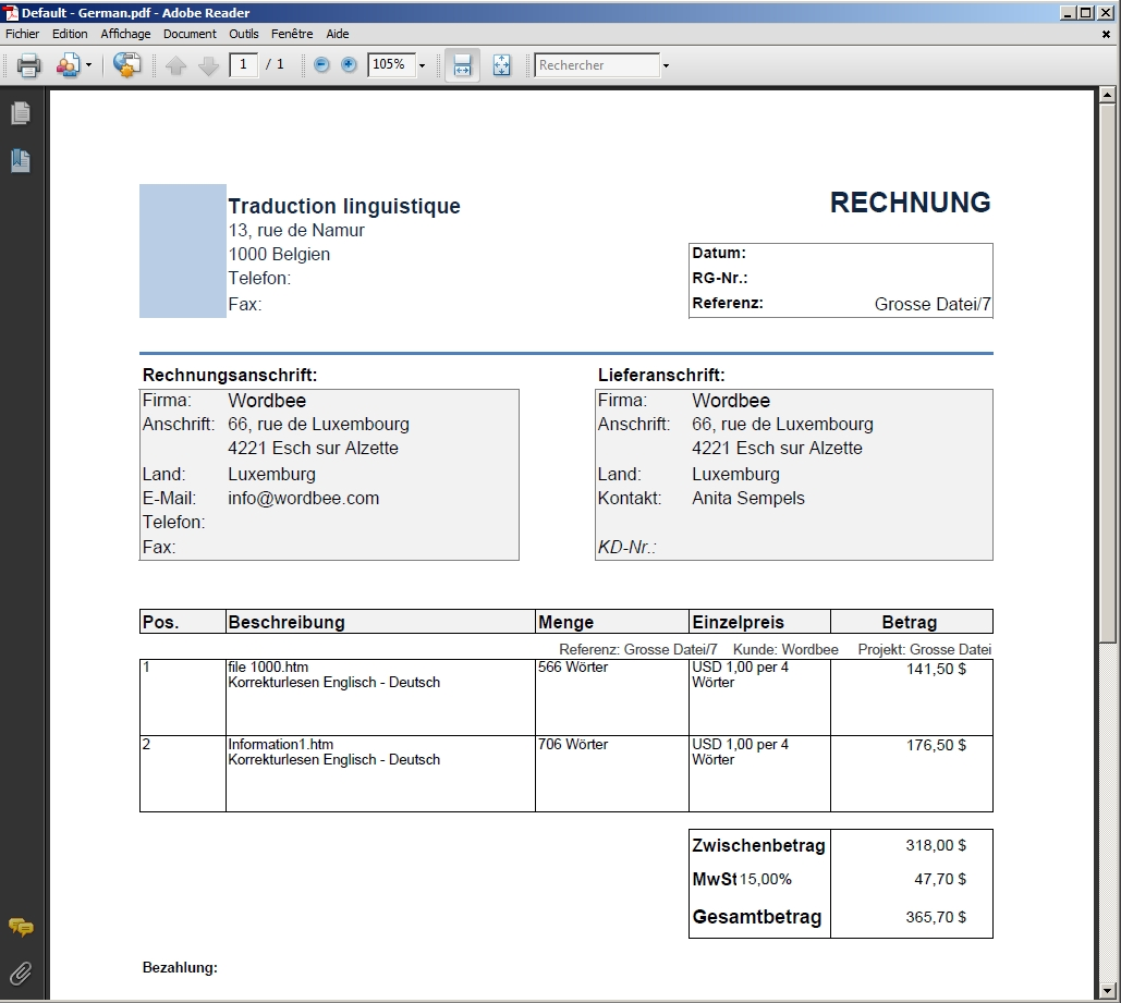 Accounting Statement Reports Make it Easy to Manage Invoices and