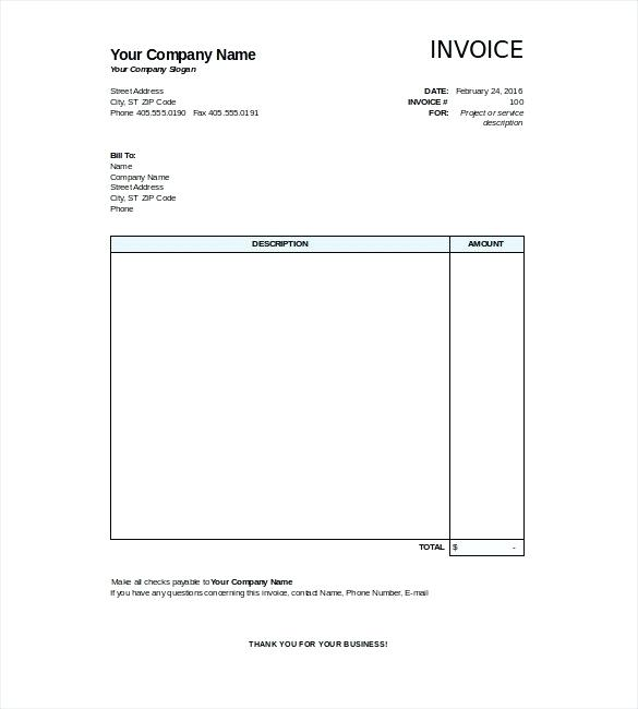Simple Invoice Free Apcc2017