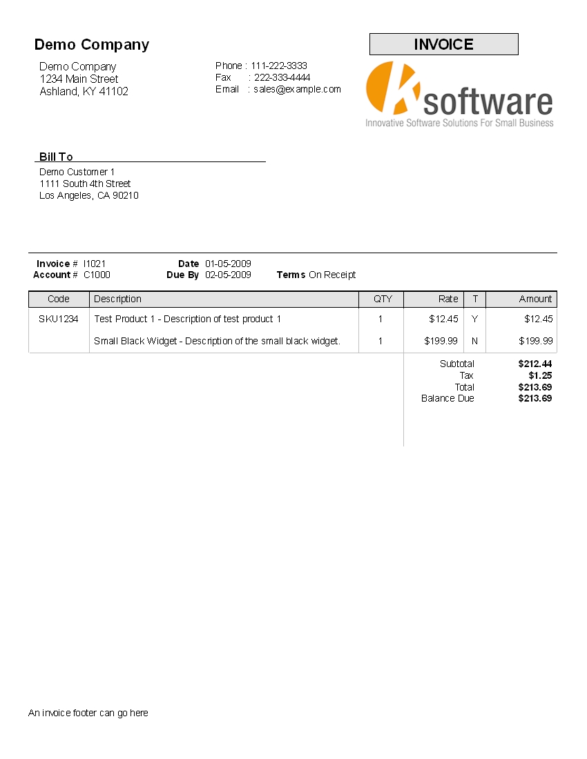 Standard Invoice Terms * Invoice Template Ideas