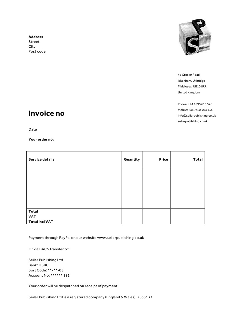 Free Physical Therapy Invoice Template | ZipBooks