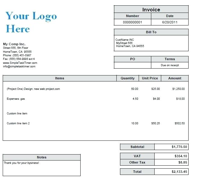 Your translation invoice: 9 point blueprint & free templates