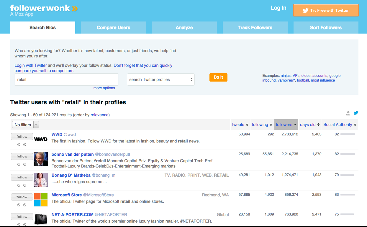 27 Social Media Tools Retailers Can Use to Boost Influence and