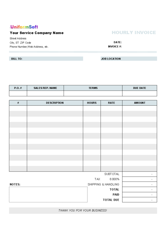 windows invoice templates Acur.lunamedia.co