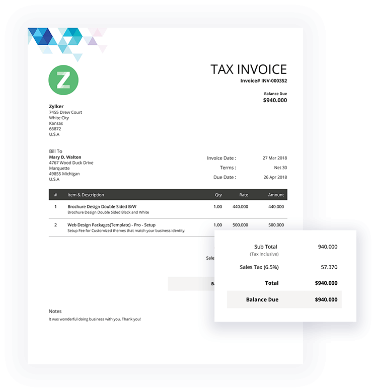 Changing Email Templates in Zoho Invoice and Zoho Books YouTube