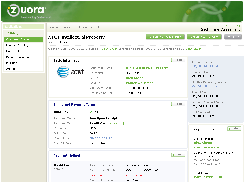 How to preview upcoming invoices using the Zuora SOAP API? Stack